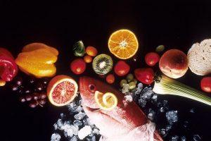 Owoce i warzywa w diecie na płaski brzuch