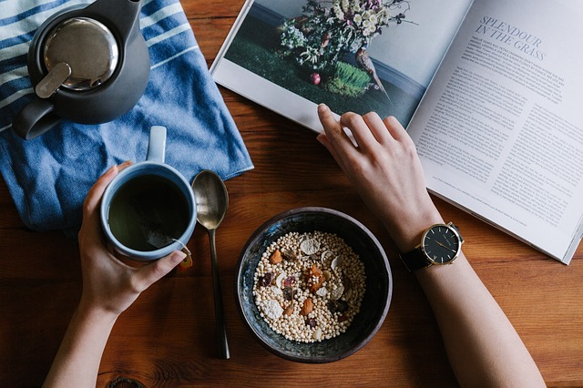 Czy regularne żywienie ma znaczenie?
