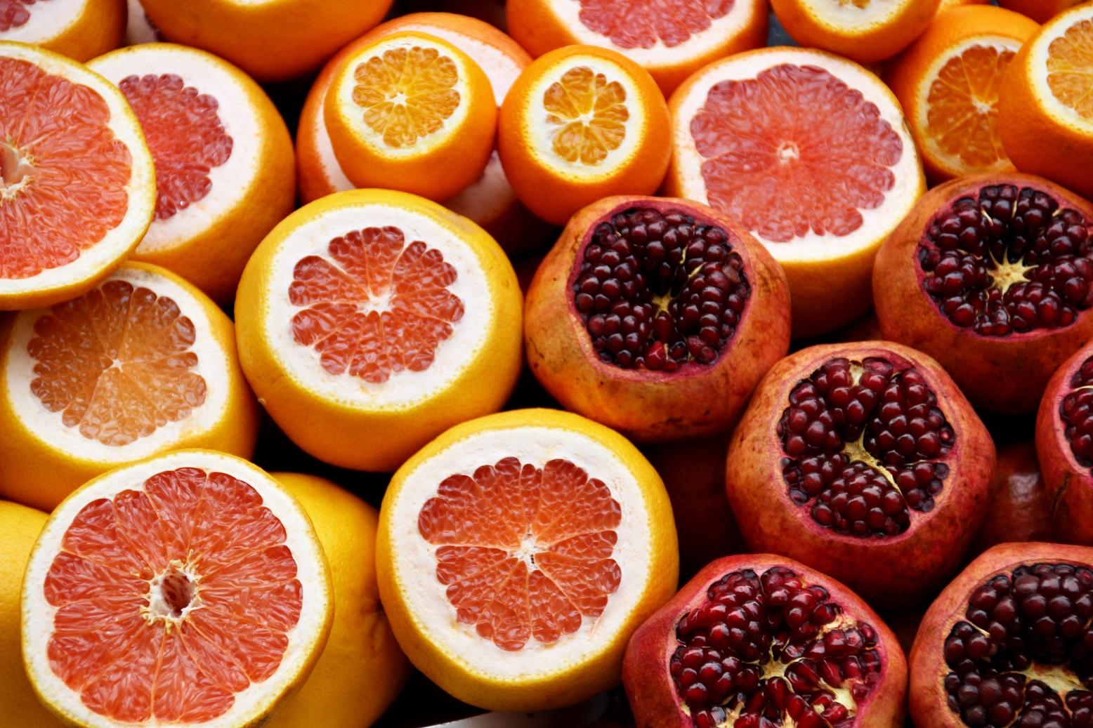 Które owoce mają najwięcej witaminy C?