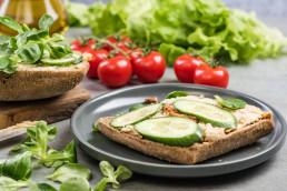 Dietetyczny pasztet warzywny
