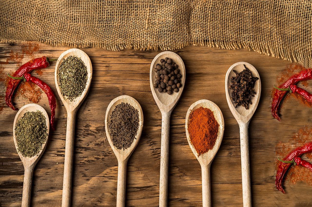 Przyprawy, które podkręcają metabolizm i sprawiają, że nasze potrawy mają wyjątkowy smak