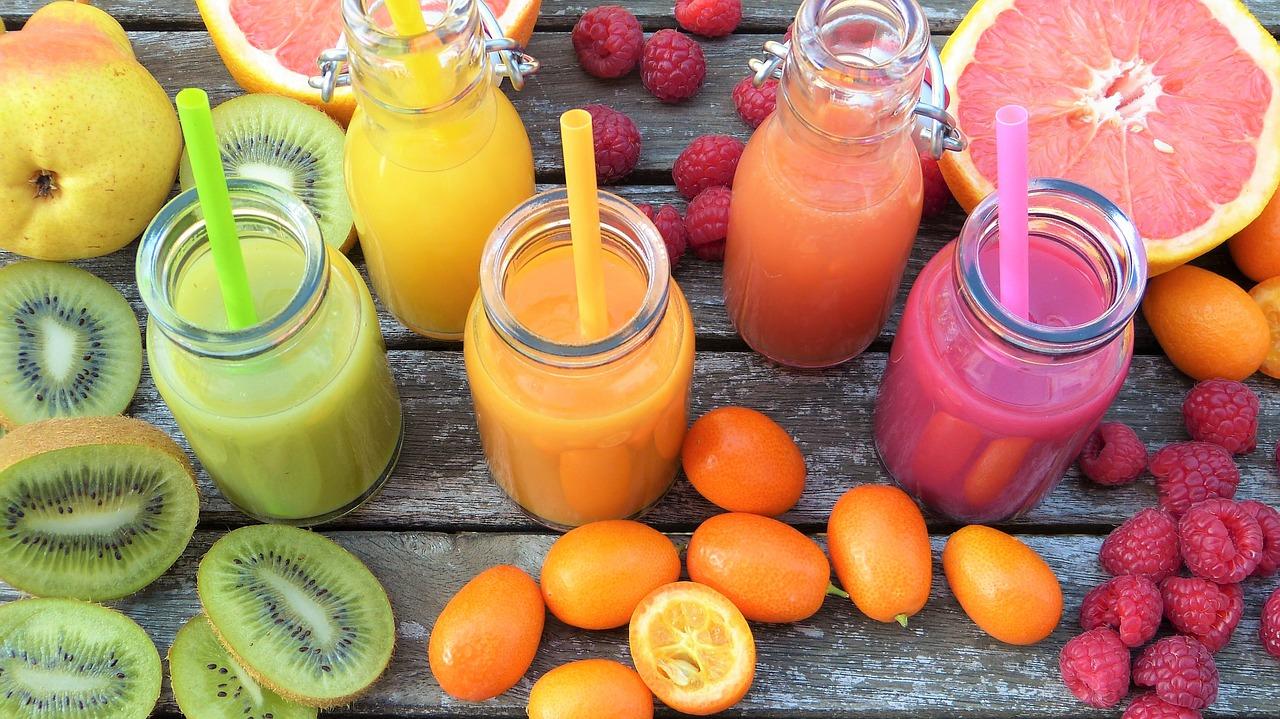 Czy można pić soki na diecie?