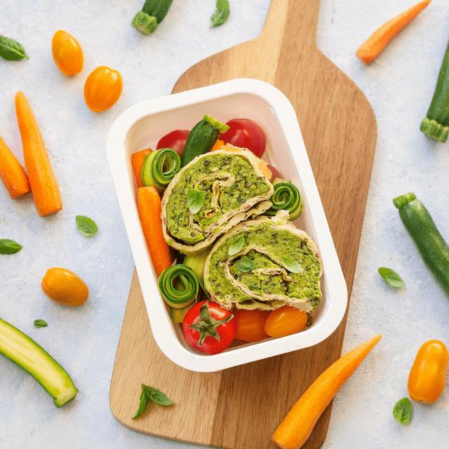 2 - Dieta pudełkowa Be Diet Vege